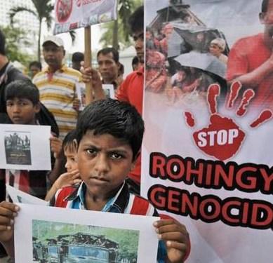 روہنگیا مسلمانوں کے قتل عام پر اقوام متحدہ و ہیومن رائٹس کی خاموشی تشویش ناک ہے ،امبر حسین ایڈوکیٹ