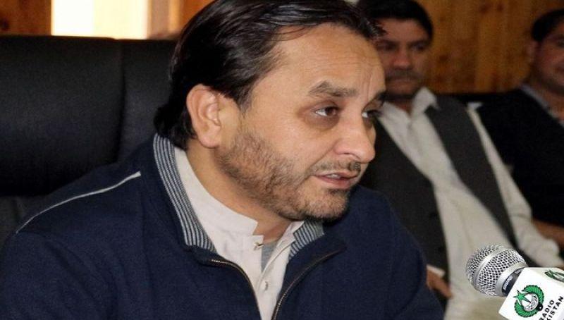 شہید اشرف نور گلگت بلتستان کے ایک قابل فخر سپوت اور ایماندار آفیسر تھے، وزیر اعلی گلگت بلتستان