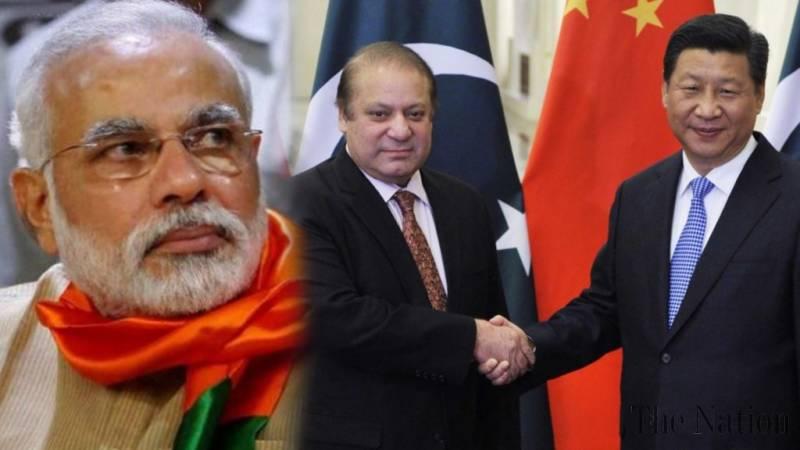 سی پیک معاشی ترقی کی ضمانت اور بھارت کی تکلیف