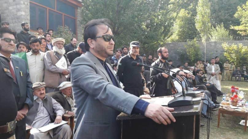 یاسین : وزیراعلیٰ نے یاسین کو سب ڈویژ ن بنانےکراعلان کر دیا، متعدد ترقیاتی پراجیکٹس کا اعلان