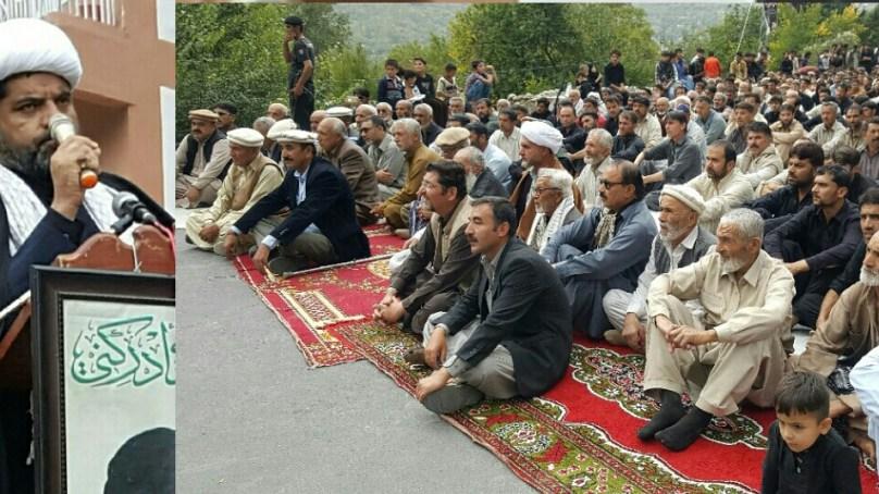 ہنزہ میں یومِ عاشور مذہبی عقیدت اور احترام کے ساتھ منایا گیا، اسماعیلی اور اہلسنت اکابرین جلوس میں شریک ہوے