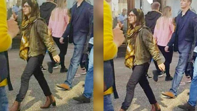 ملالہ کی جینز اور مردوں کے جینز