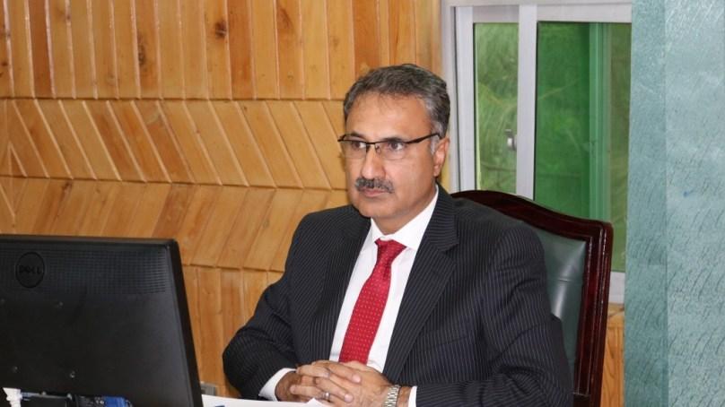 سکردو میں ڈویژنل محکمہ جات کے سربراہوں کے اجلاس میں سالانہ ترقیاتی کاموں کا جائزہ لیا گیا