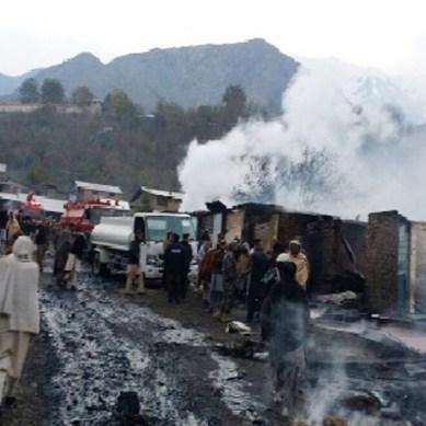 چترال چیمبر آف کامرس کی طرف سے دروش بازار میں آتشزدگی سے متاثرہ دکانداروں کی بحالی کے سلسلے میں سمری وزیراعلیٰ کو ارسال