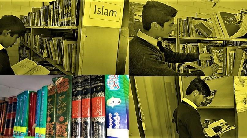 چترال پبلک لائبریری نمبر ۲