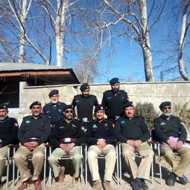 چترال پولیس گاڑیوں کو جلاکردہشت پھیلانے اور ایک اندھے قتل کے ملزمان کوبے نقاب کرنے میں کامیاب