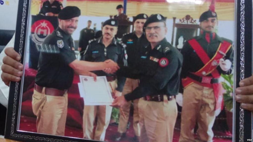 پولیس افسر طاہر خان داوڑ کا سرحد پار افغانستان میں عسکریت پسندوں کے ہاتھوں قتل