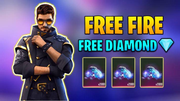 Free Fire Unlimited Diamonds Redeem Code