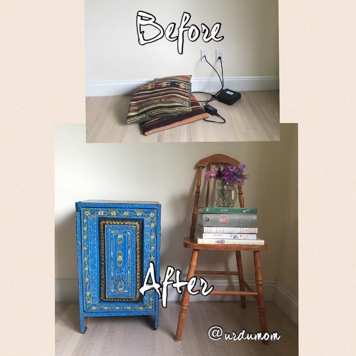 Mini Home Decor Project Super Urdu Mom