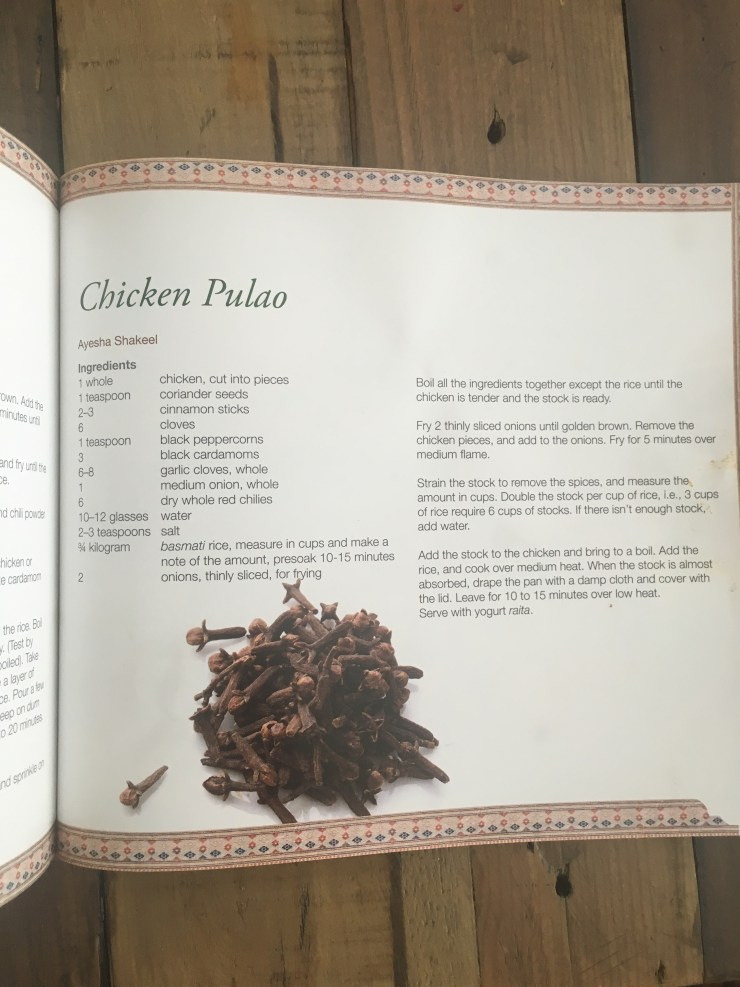 Chicken Yakhni Pulao