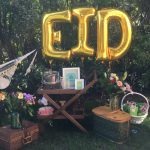 Planning an Eid Garden Party