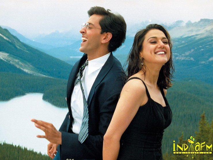 Bollywood movies shot in Alberta
