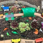 Miniature Dinosaur Garden