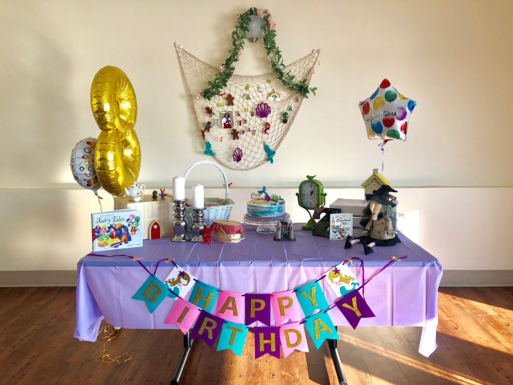 planning a birthday party in Calgary