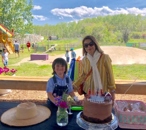 Birthdays at Kayben Farms