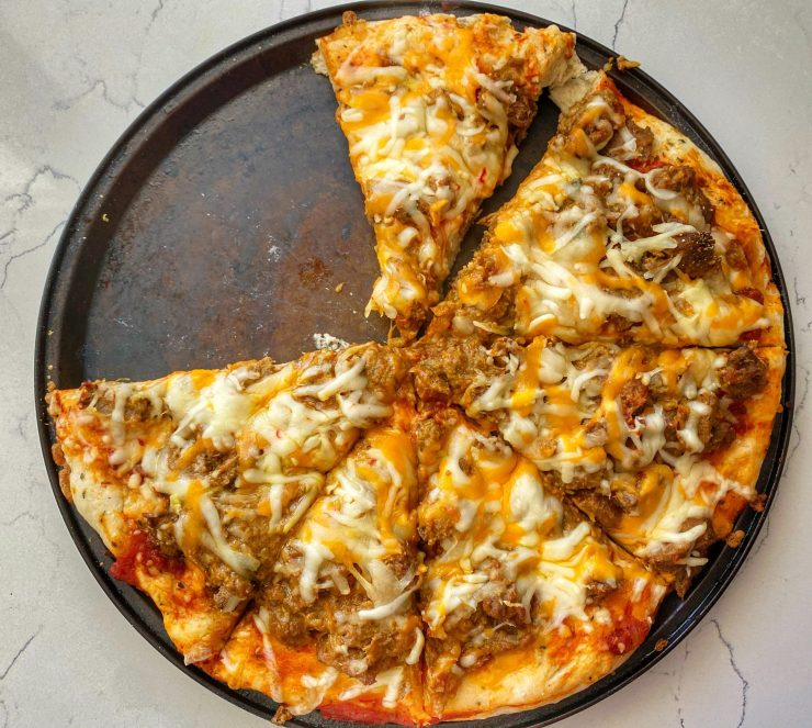 leftovers pizza recipe