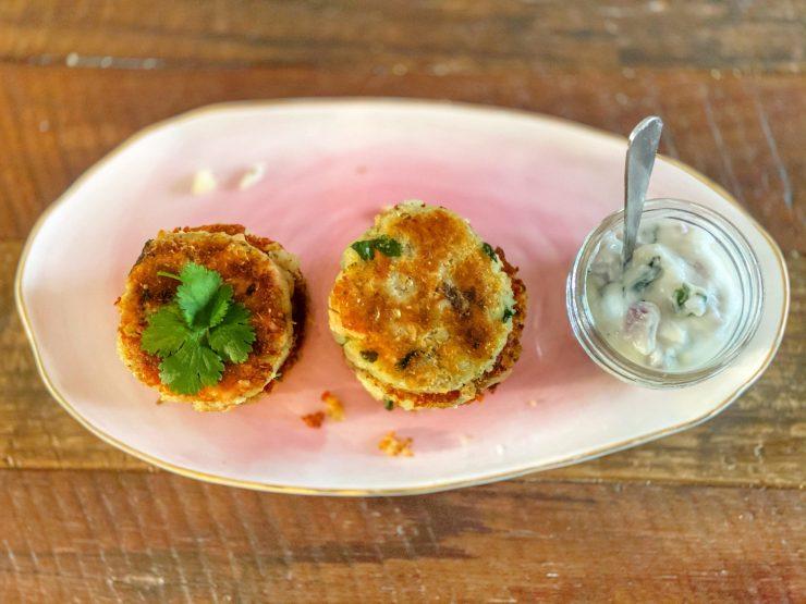 salmon potato cutlets recipe