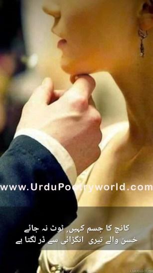 Romantic Urdu Sad Poetry 2 Lines Urdu Romantic Shayari