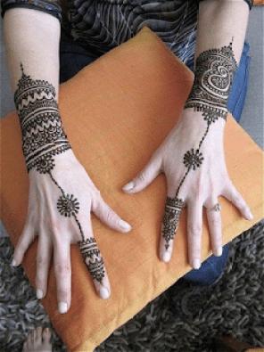 New Special Eid Henna Designs Ideas