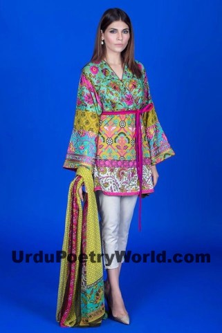2019 Best New Pakistan Girls Fashion Designs Image