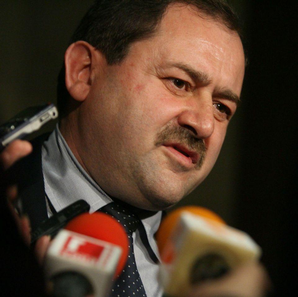 Веселин Пенгезов, председател на Софийския апелативен съд, получи призовка. Снимка: БГНЕС
