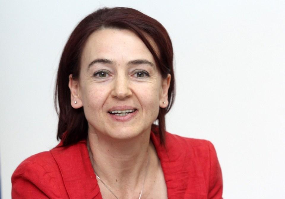Служебният министър на околната среда и водите Светлана Жекова. Снимка: БГНЕС