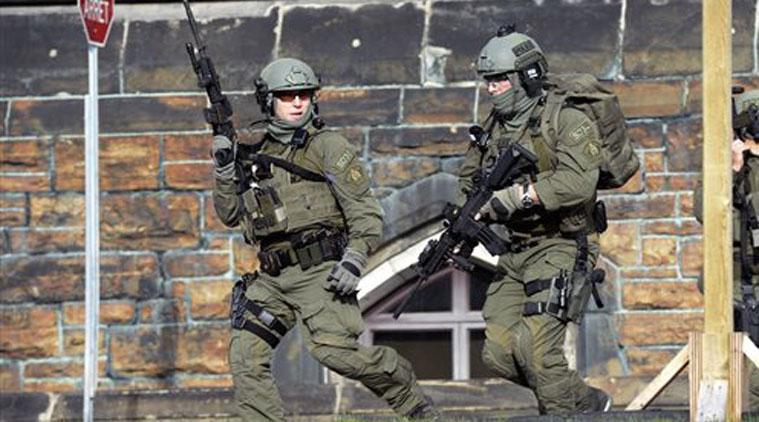 Канада след стрелбата по парламента