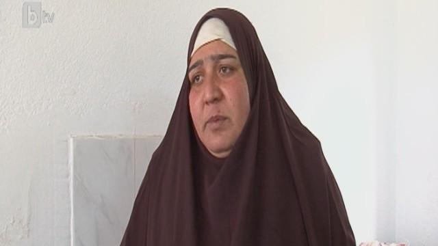 Съпругата на асеновградския ходжа Анка. Снимка: bTV