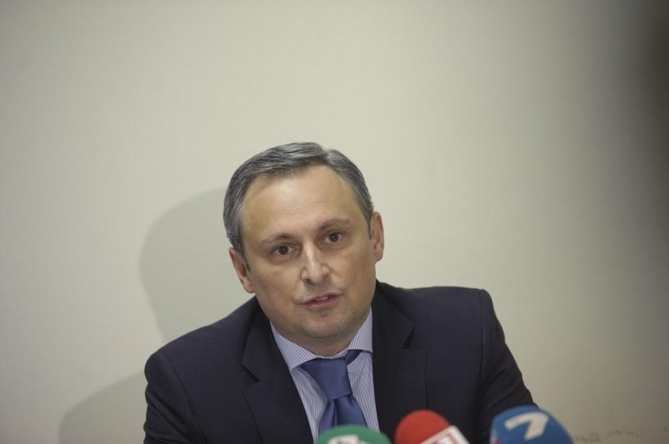 Радослав Миленков. Снимка: БГНЕС