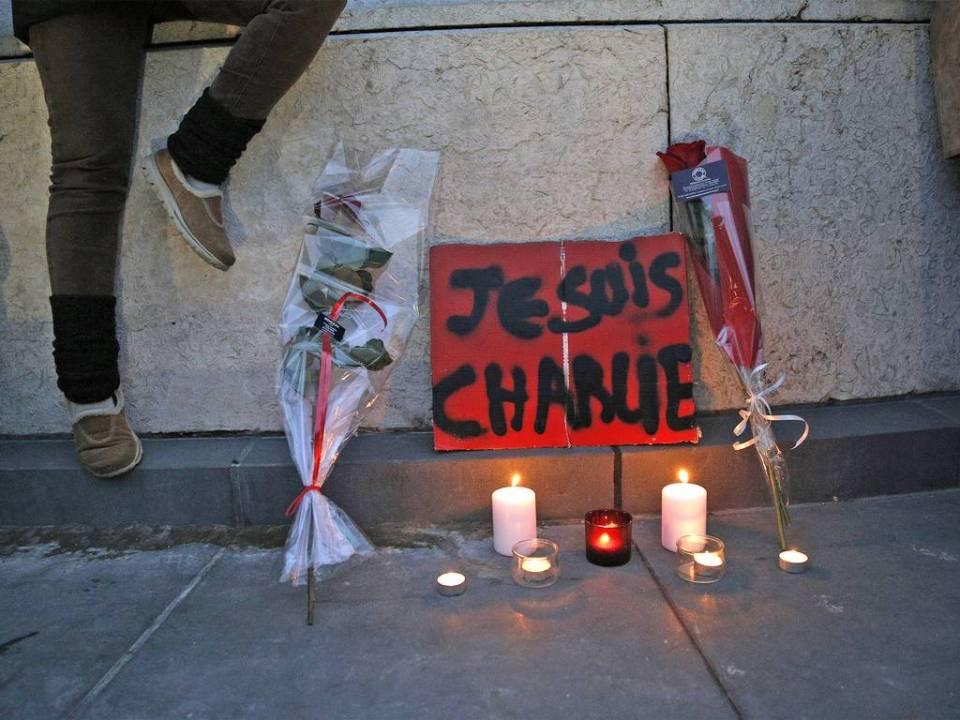 Париж протест 1