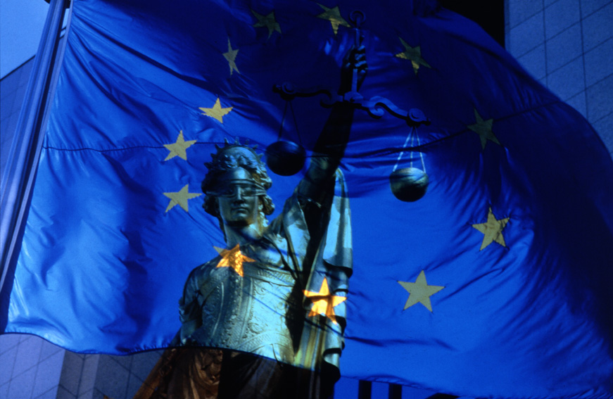 Европа съд правосъдие