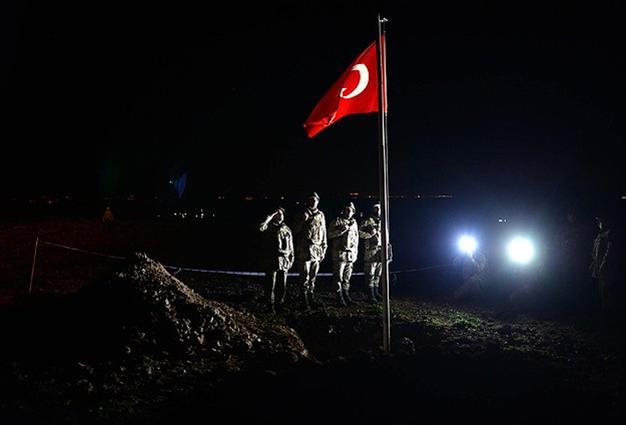 операцията в Турция