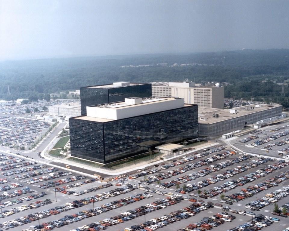 Централата на Агенцията за национална сигурност на САЩ. Снимка: ЕРА/БГНЕС