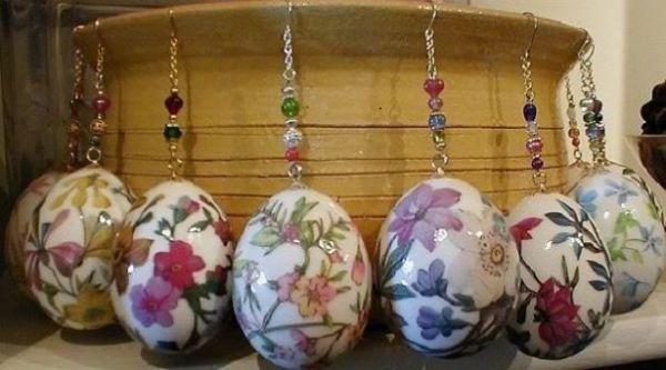 яйца украси