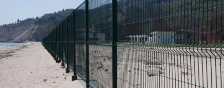 ограда кранево