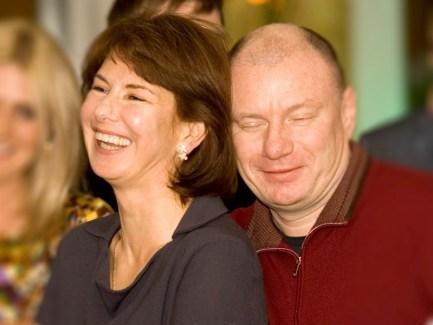 Владимир и Наталия Потанини