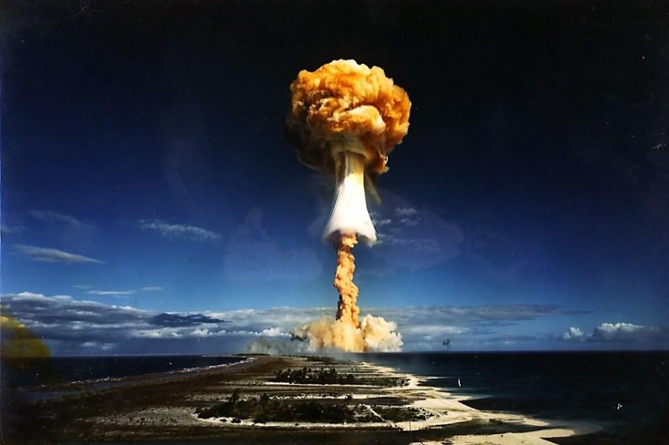 ядрено оръжие