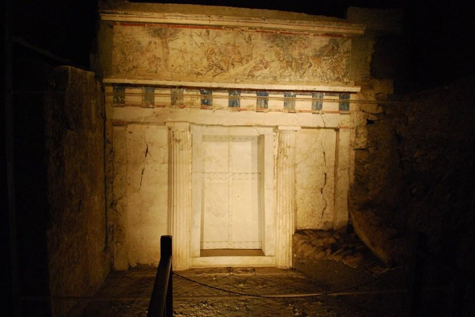 Гробницата на Филип II Македонски