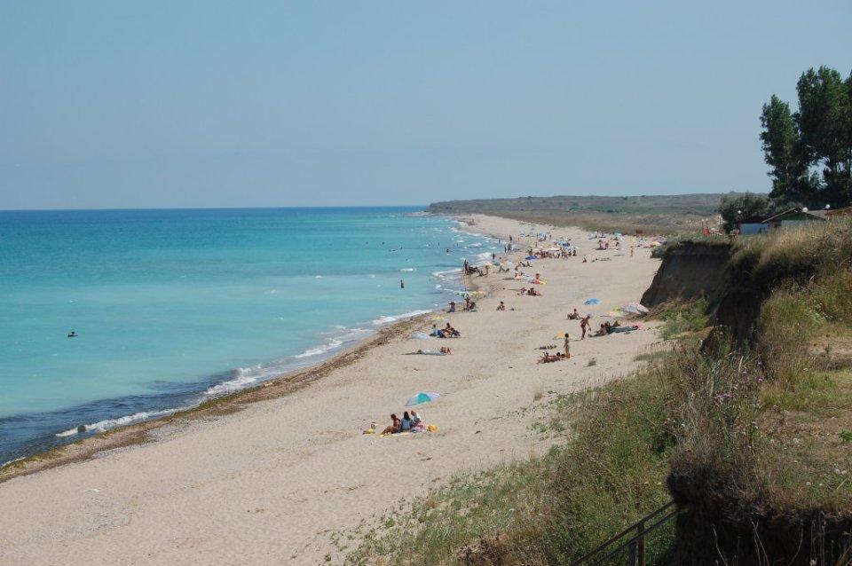 Плажът край Шабла