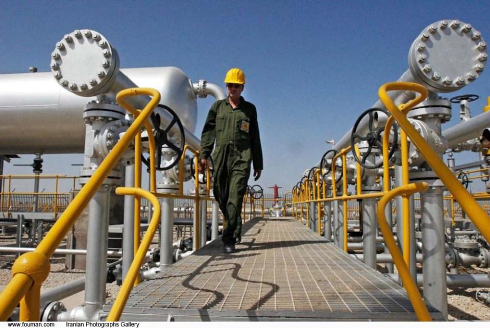 Иран е един от най-големите производители на петрол в света.