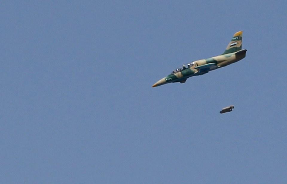 Сирия ВВС