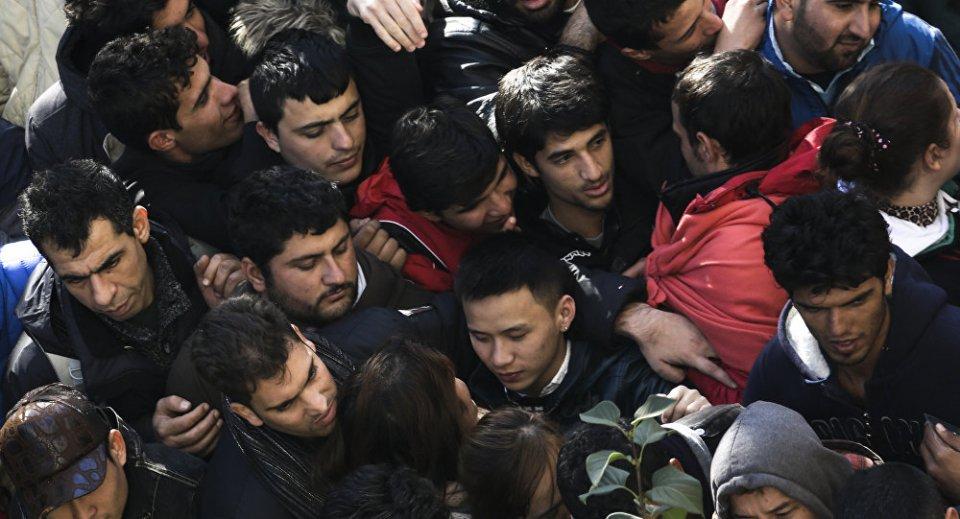 мигранти Кьолн