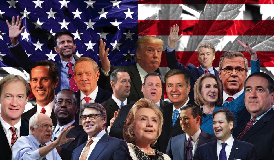 кандидати САЩ президент избори