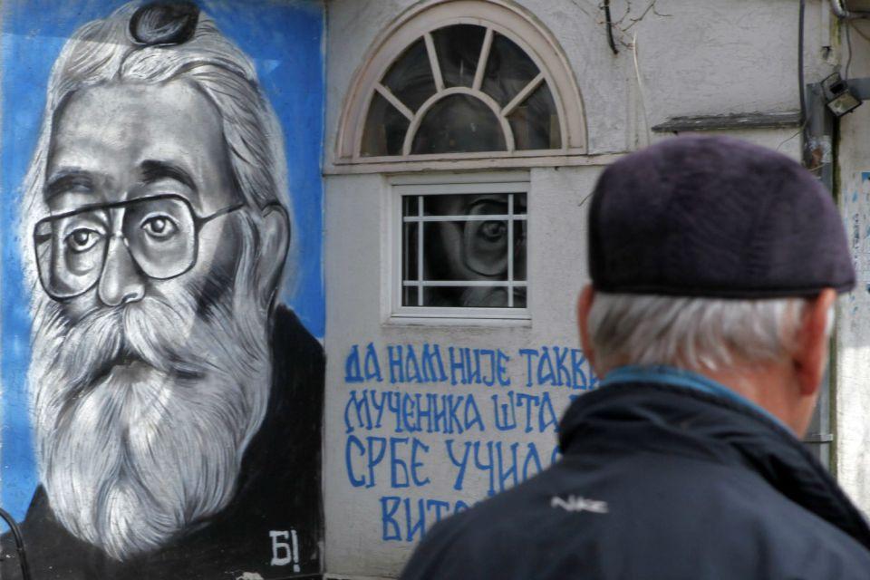 За много от сърбите Радован Караджич е почти национален герой