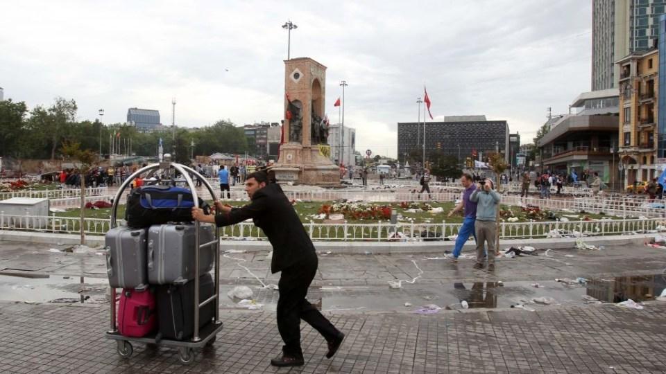 Турция туристи