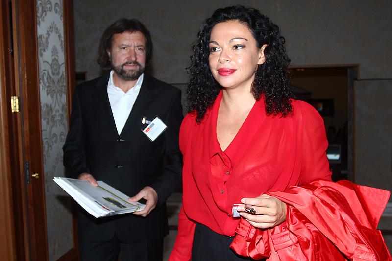 Семейство Николай и Евгения Баневи  Снимка: БГНЕС