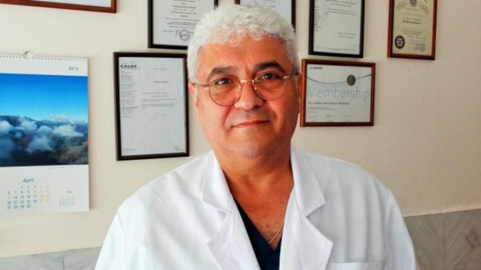 проф. Стефан Станчев
