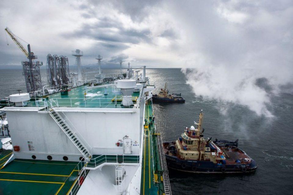 газ Газпром находище Левиатан