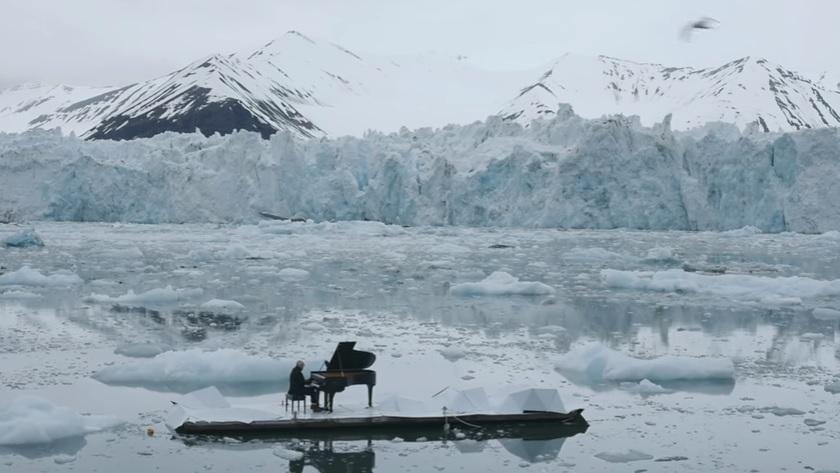 Стопкадър от видеото на Greenpeace