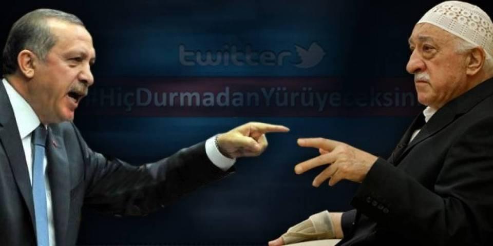 Eрдоган vs Гюлен